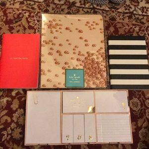 Kate Spade Stationery Bundle